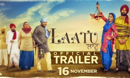 Gagan Kokri's Laatu Punjabi Movie First Look Trailer Out
