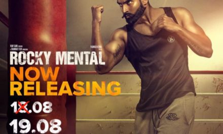 Rocky Mental Movie Will Release One Day Delayed, Now in India 19th August