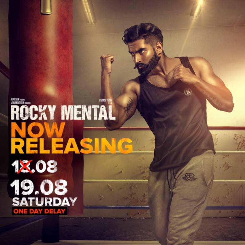Rocky Mental Movie one more day delayed