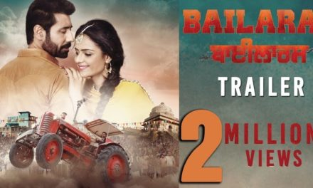 Bailaras: Immense Response To Binnu Dhillon's First Home Production Movie