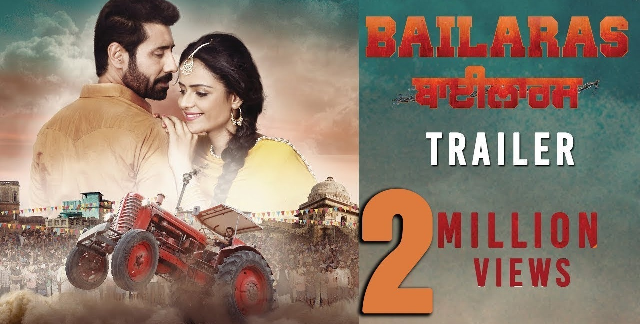 Bailaras Binnu Dhillon first production punjabi movie love from viewers