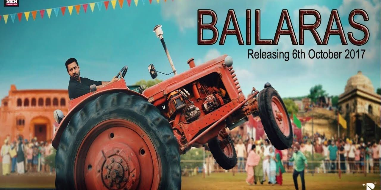 Punjabi movie Bailaras First Production of Binnu Dhillon