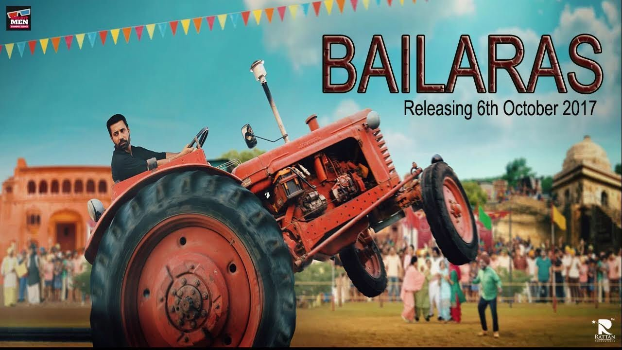 Bailaras Punjabi Movie Release date