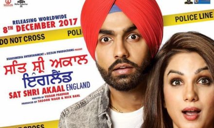 Sat Shri Akaal England Punjabi Movie Now Release on 8th December 2017