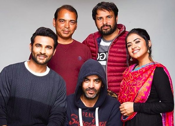 Meet The Starcast Of Upcoming Punjabi Movie Golak Bugni Bank Te Batua