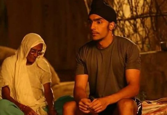 Ammy Virk Major Transformation for Upcoming Punjabi Biopic Harjeeta Movie
