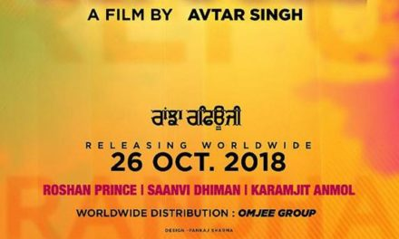 Roshan Prince Starrer Ranjha Refugee Movie Releasing in Oct 2018