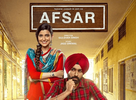 Tarsem Jassar's New Punjabi Movie Afsar will be releasing next month