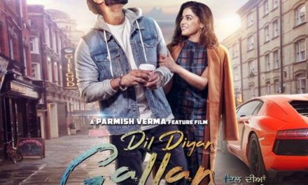 Now Parmish Verma turns as a Writer and Director for Dil Diyan Gallan