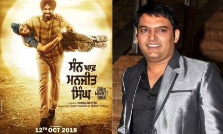 Son of Manjeet Singh – Comedy King Kapil Sharma Back as Punjabi Producer