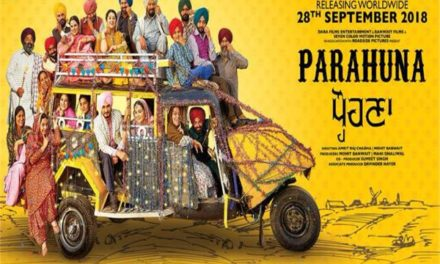 Trailer Review Of Kulwinder Billa Upcoming Movie Parahuna – Family Entertainment Package