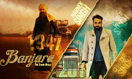 Banjara Movie Trailer Review – Babbu Maan as a truck driver