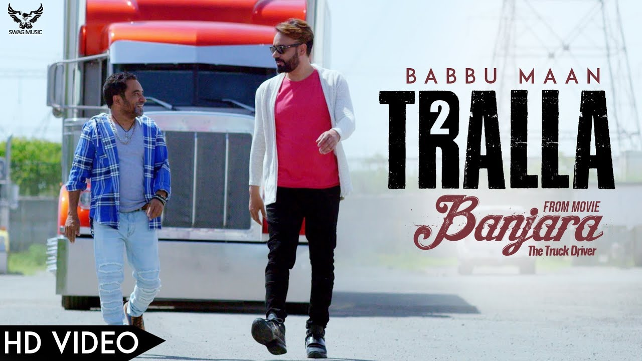 Tralla 2 punjabi movie babbu maan song