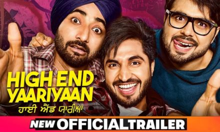 High End Yaariyaan Movie Trailer Review