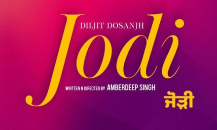 First look out of Jodi Movie – Diljit Dosanjh