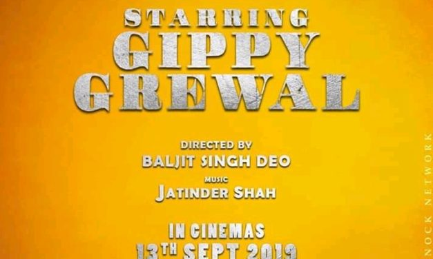 Untitled Gippy Grewal's Film To Hit Theaters In Sept 2019