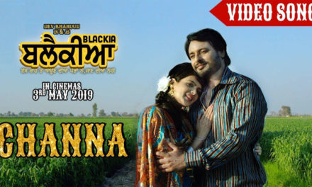 Channa from Blackia will make you Romantic