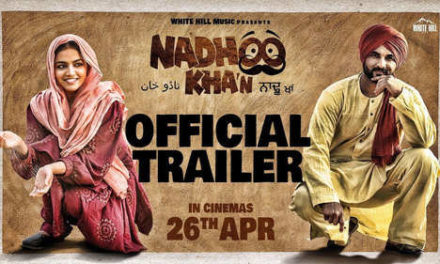 Nadhoo Khan Trailer  – Another Impressive Movie